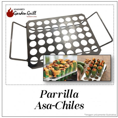 Parrilla Asa Chiles
